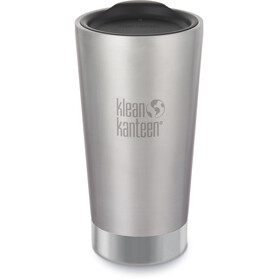 Klean Kanteen Tumbler Vacuum Insulated 473ml Brushed Stainless